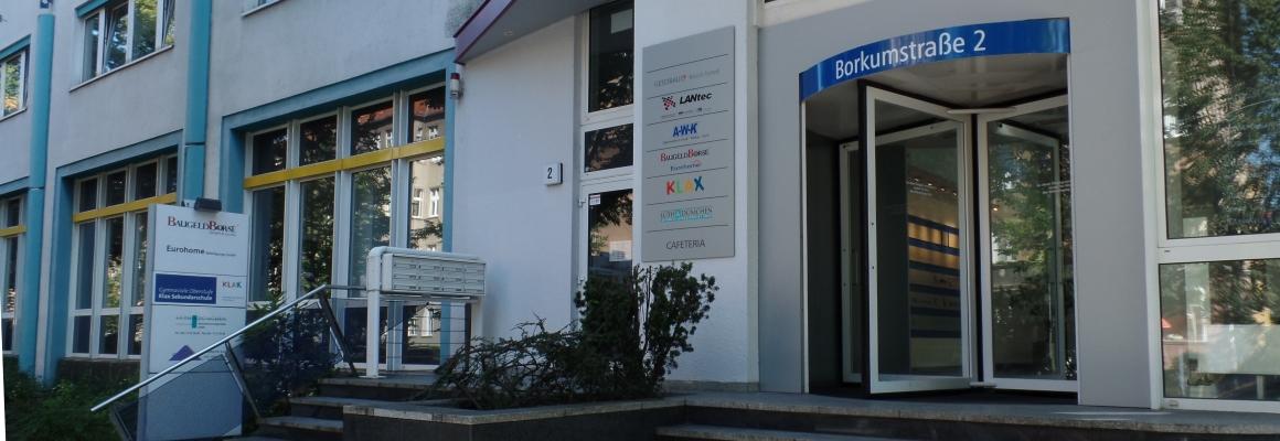 LÜTH & DÜMCHEN GmbH Slider 2
