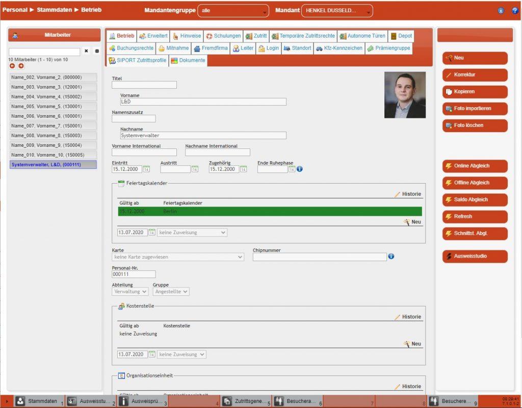 ID.plus Ausweis- und Identity-Management