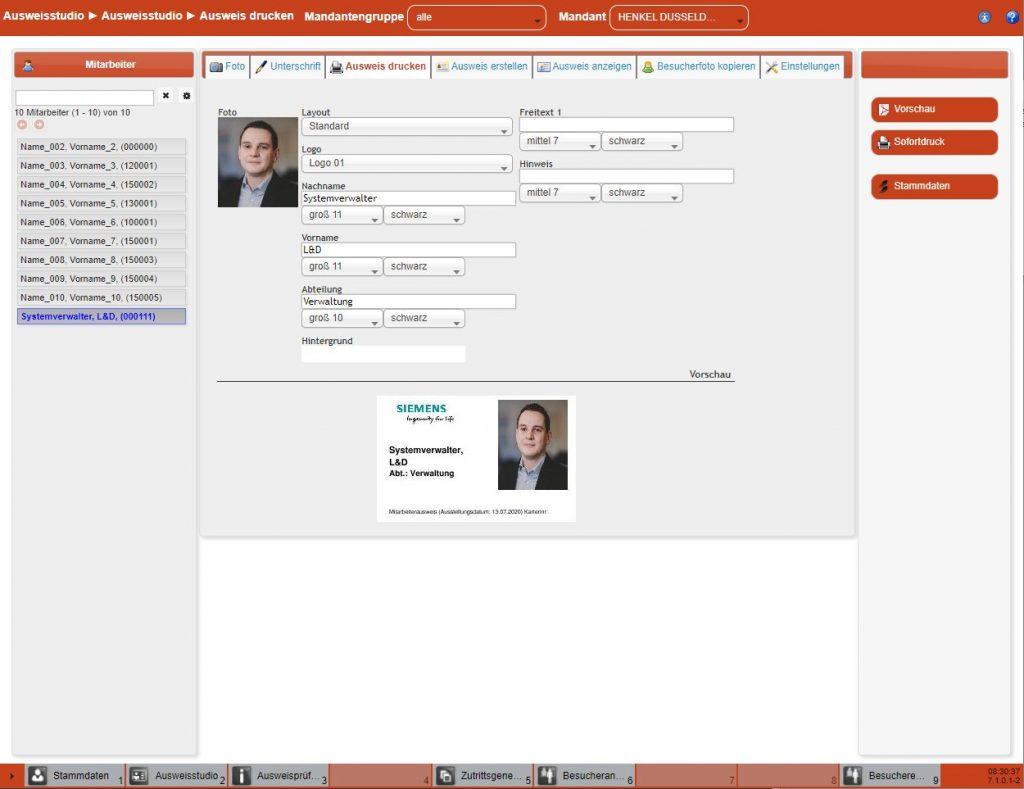 ID.plus Ausweis- und Identity-Management - Ausweisstudio