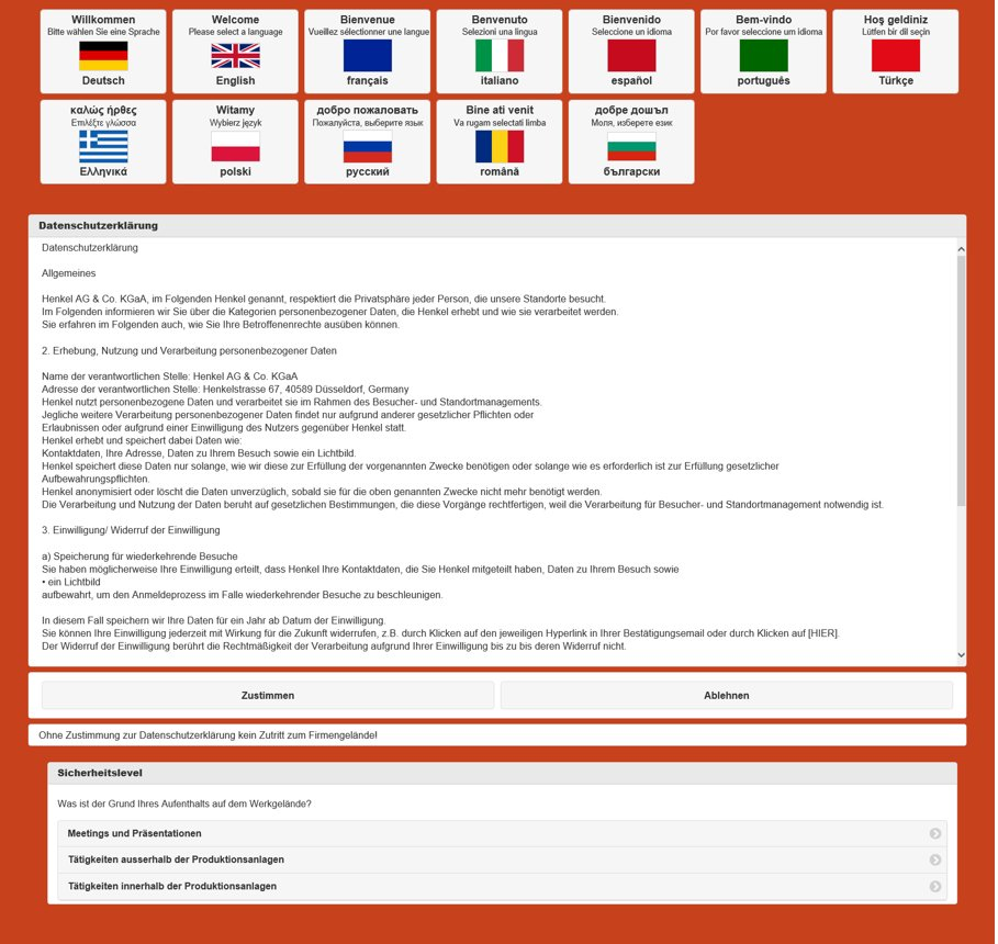 ID.plus Ausweis- und Identity-Management - Ausweisstudio - Sicherheitsunterweisung